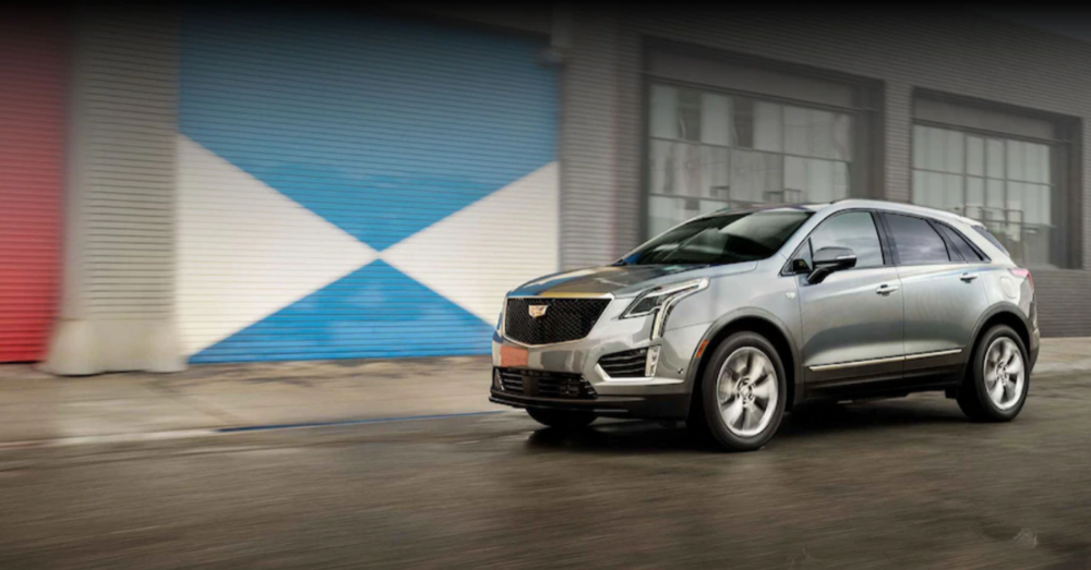 The Cadillac XT5 is an Amazing Model in the Middle