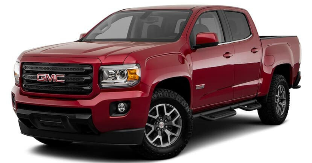 Can You Get Style and Comfort in a Midsize GMC Pickup?