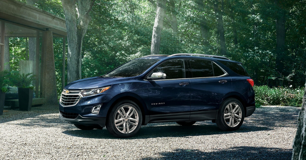 The Chevrolet Equinox is Where You Want to Be