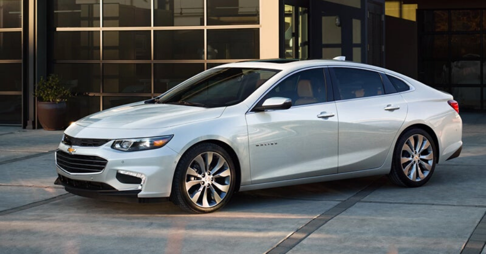You'll Find the Right Drive in the Chevrolet Malibu
