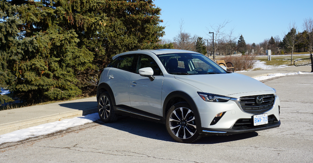 2020 Mazda CX-3: The Simplified SUV