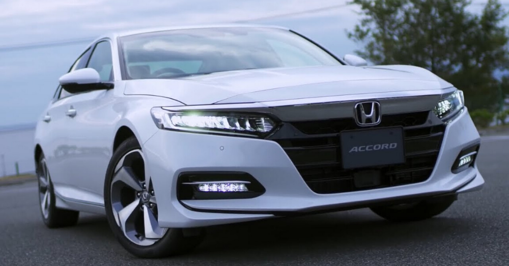 2020 Honda Accord: The Right Sedan