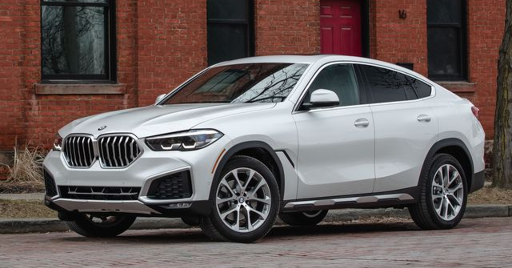 Style and Space in the BMW X6
