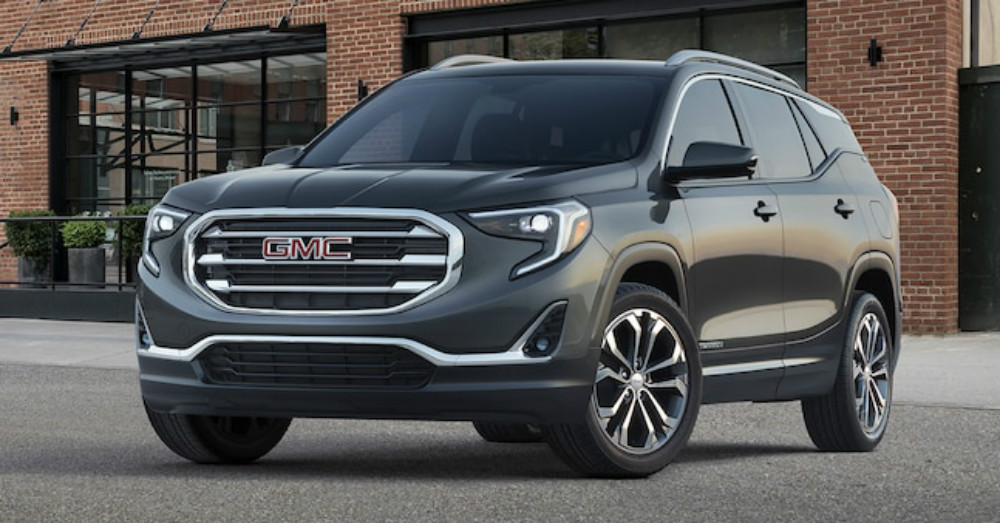 2020 GMC Terrain - Youre Going to Love Driving