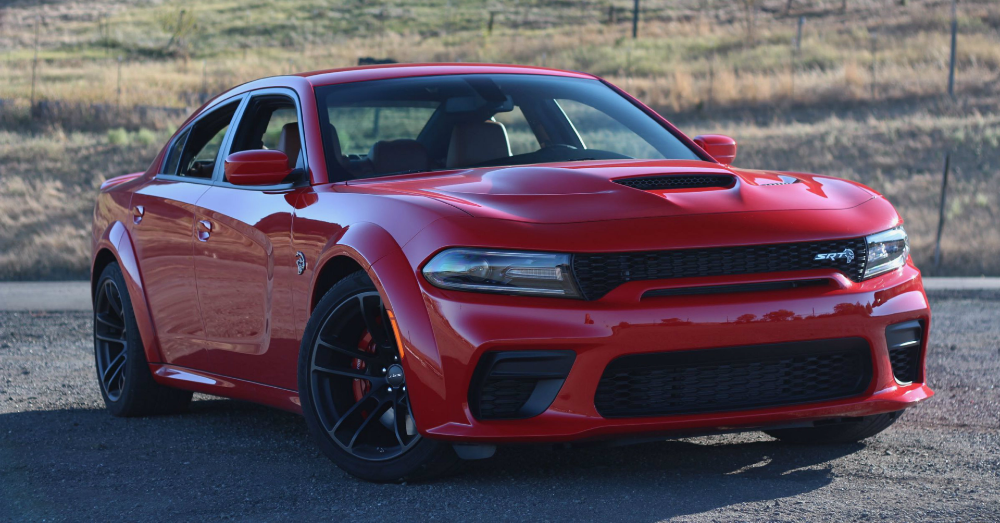 Let the Dodge Charger Take You for a Ride