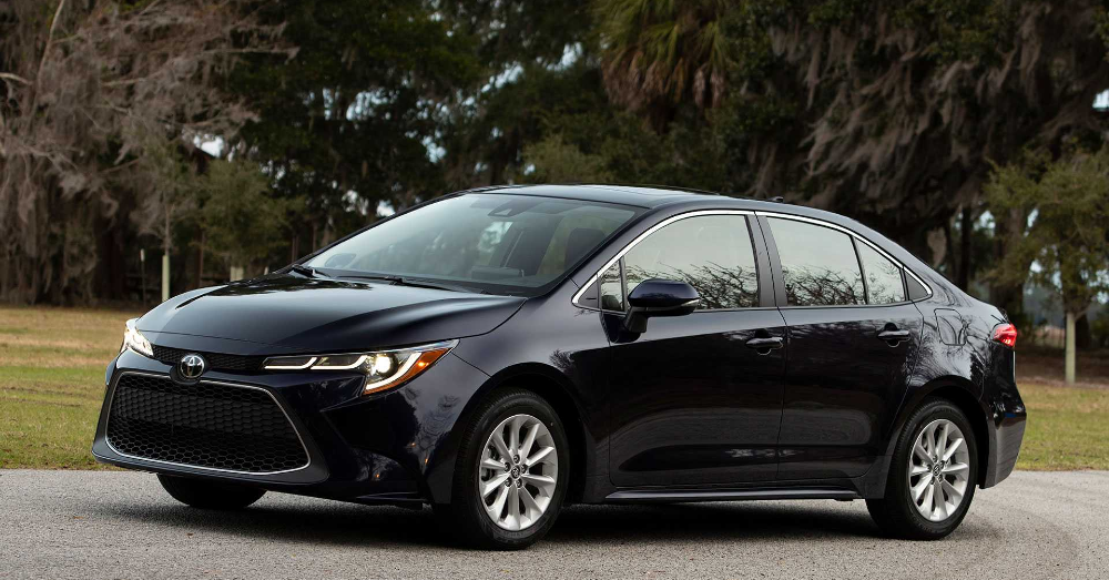 The Toyota Corolla is the Small Car You Love