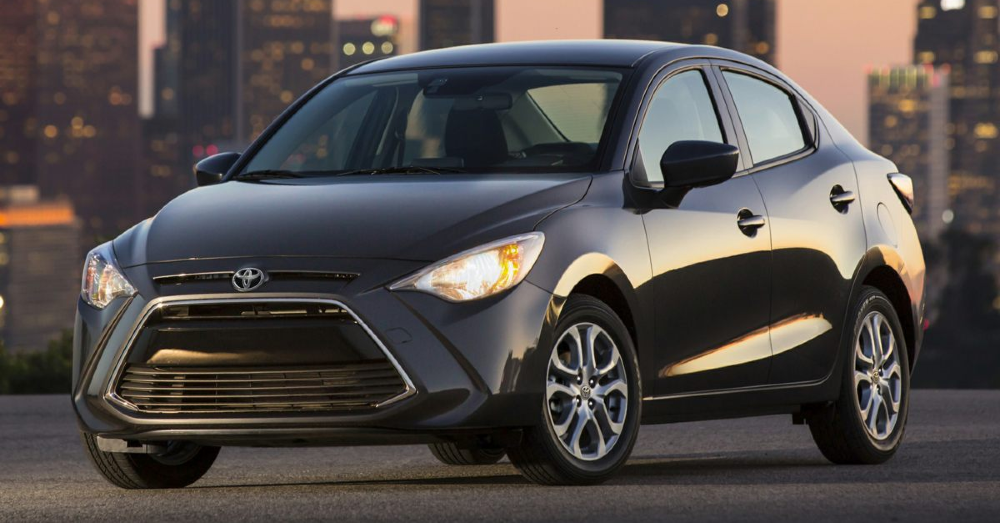 There's a Lot to be Said About the Toyota Yaris iA