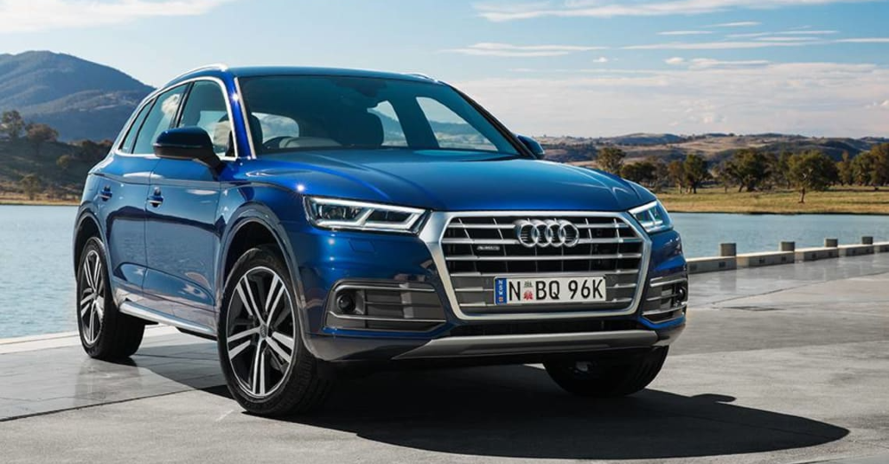 2018 Audi Q5: New and Seriously Improved