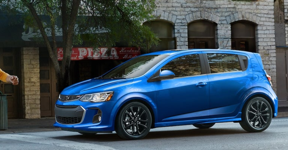 2019 Chevrolet Sonic: Equipped Right for Your Drive