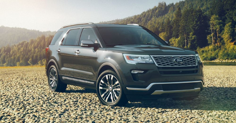 2019 Ford Explorer: The SUV You Continue to Love