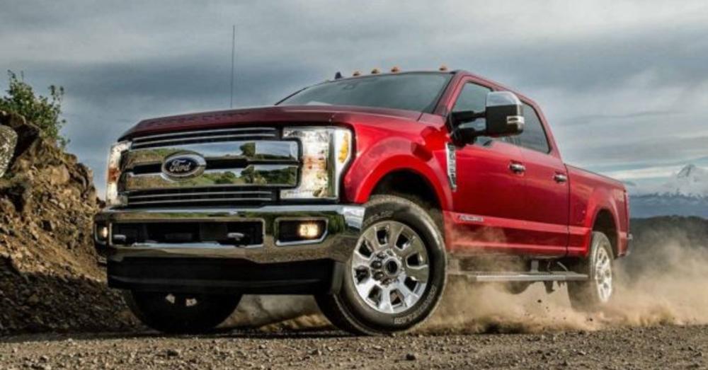2019 Ford Super Duty: A Bigger Truck for the Bigger Jobs