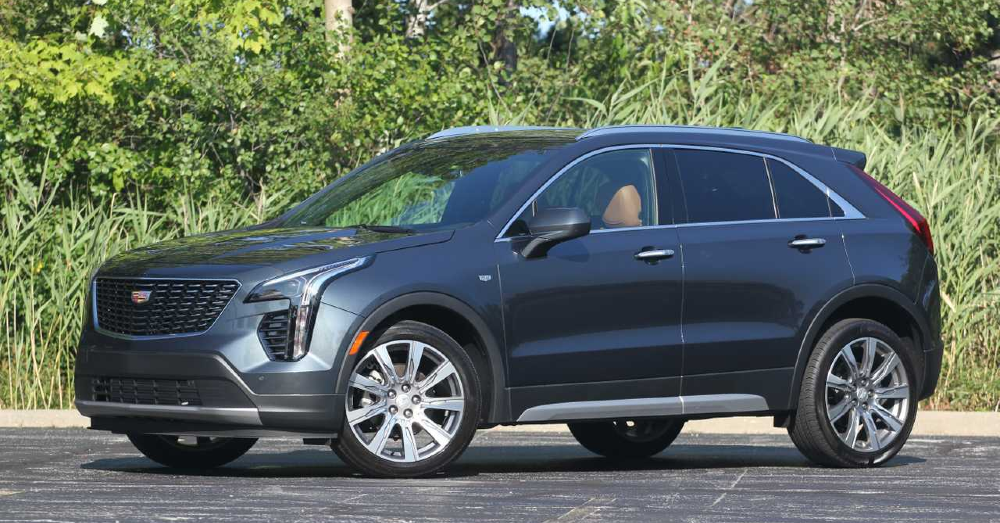 2020 Cadillac XT4: Compact Might Not be the Right Word