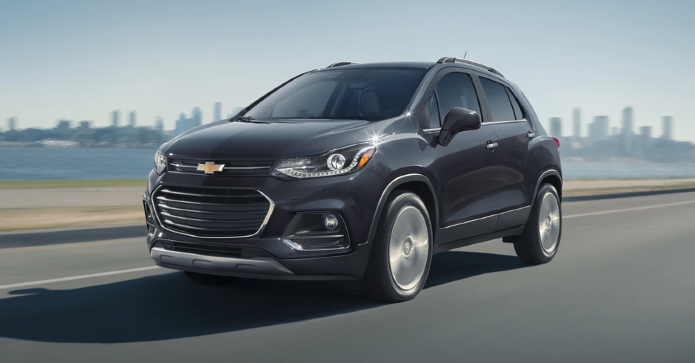 2020 Chevrolet Trax: Right for Every Drive