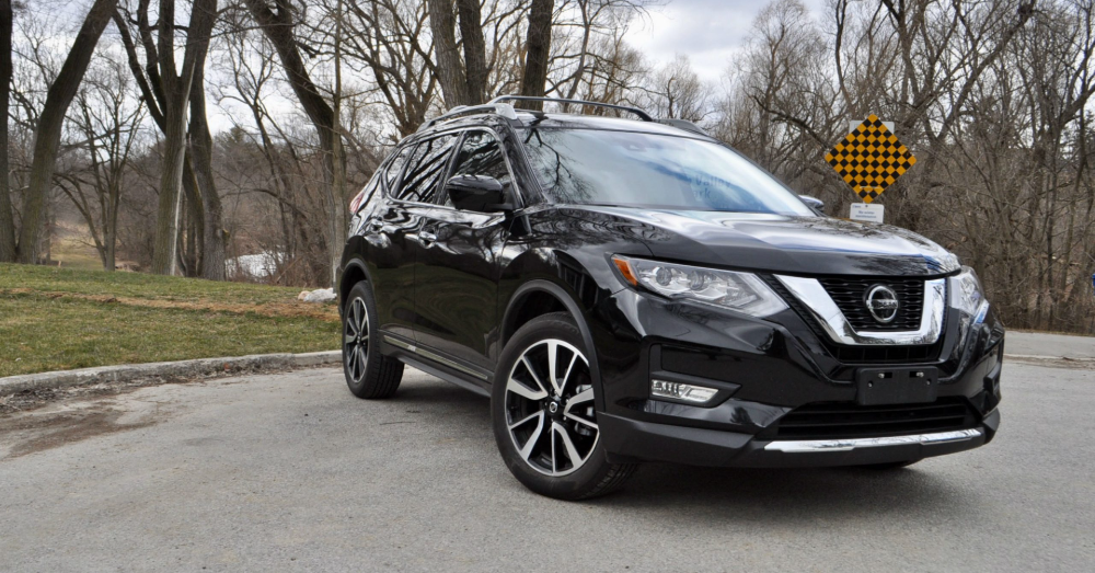 2020 Nissan Rogue: A Smart Choice