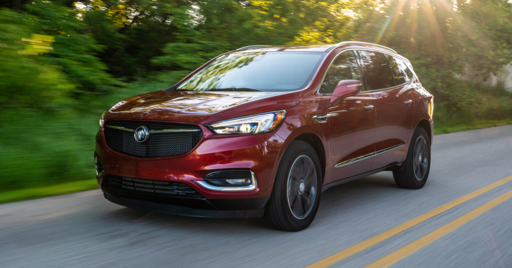 Everything You Want in the Buick Enclave