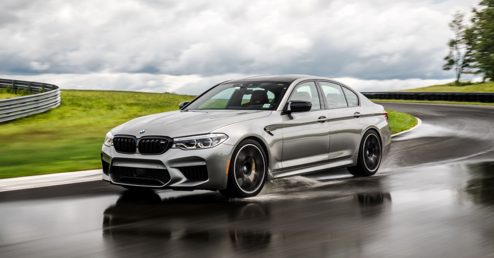 Getting More Power in the BMW M5