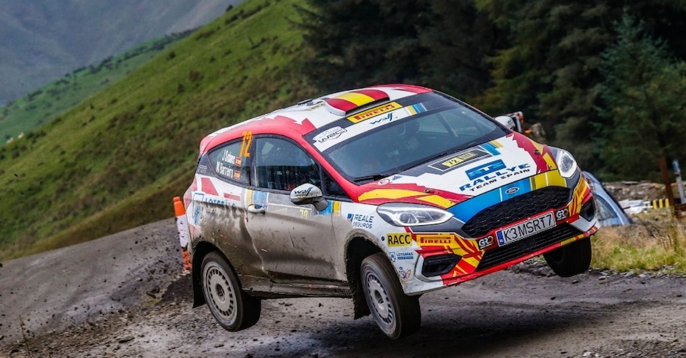 Ford Fiesta - Entry in the FIA Junior WRC Championship