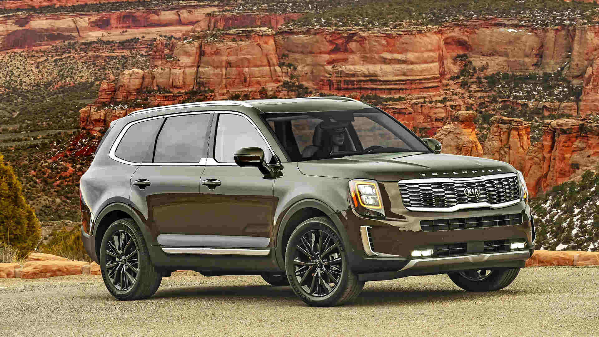 Kia Telluride Makes its Debut at Your Local Dealer