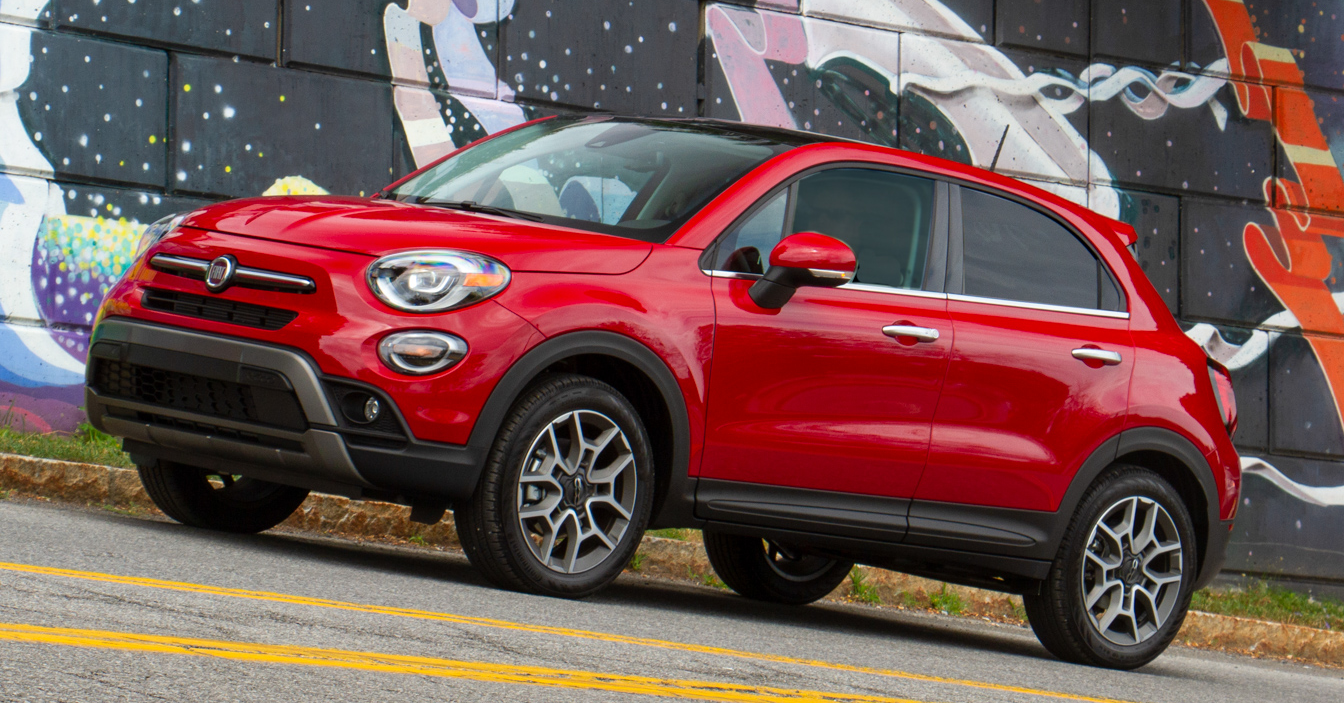 2019 Fiat 500X: A Charming Small SUV