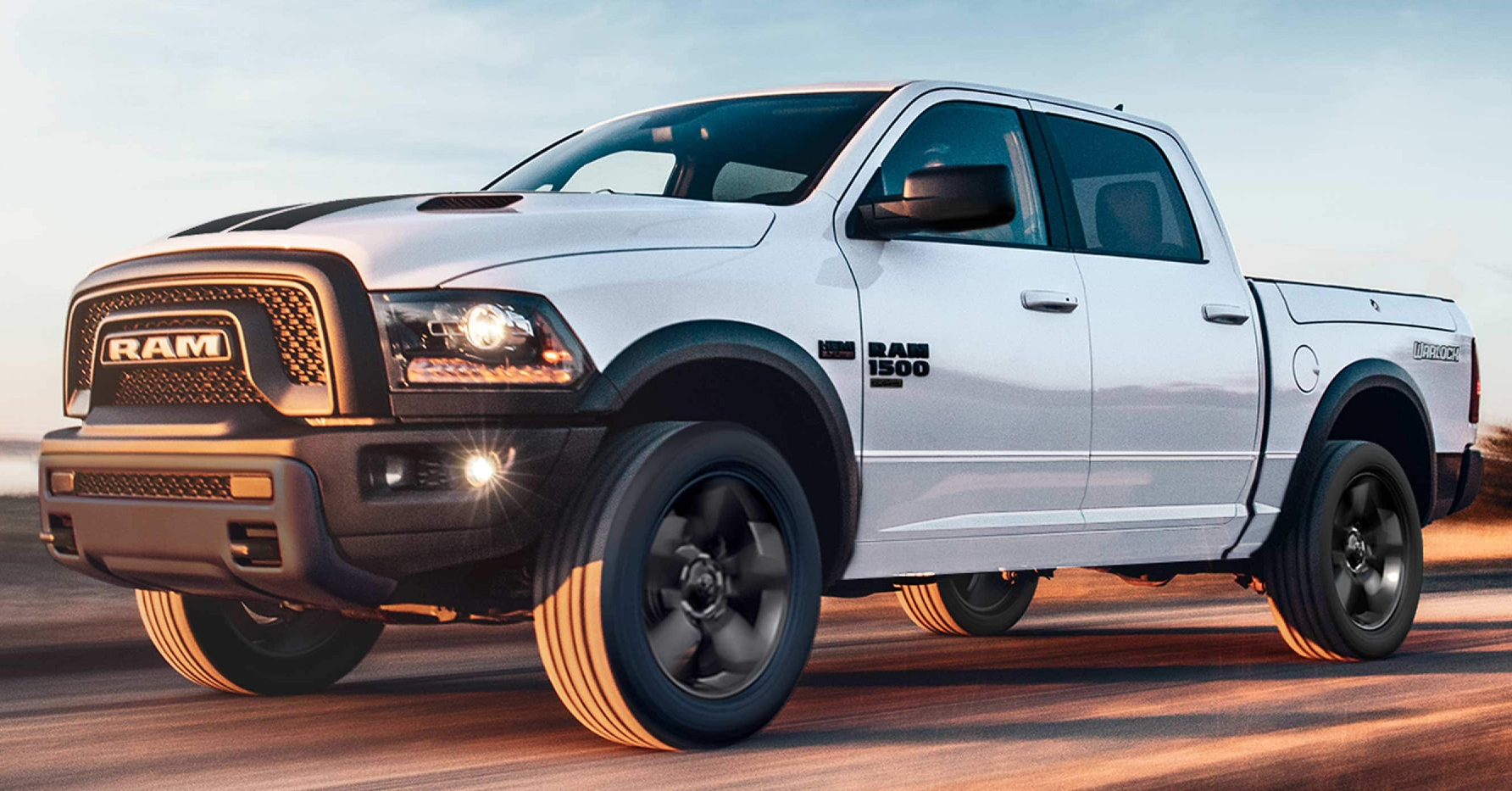 Let the Ram 1500 Lead the Way
