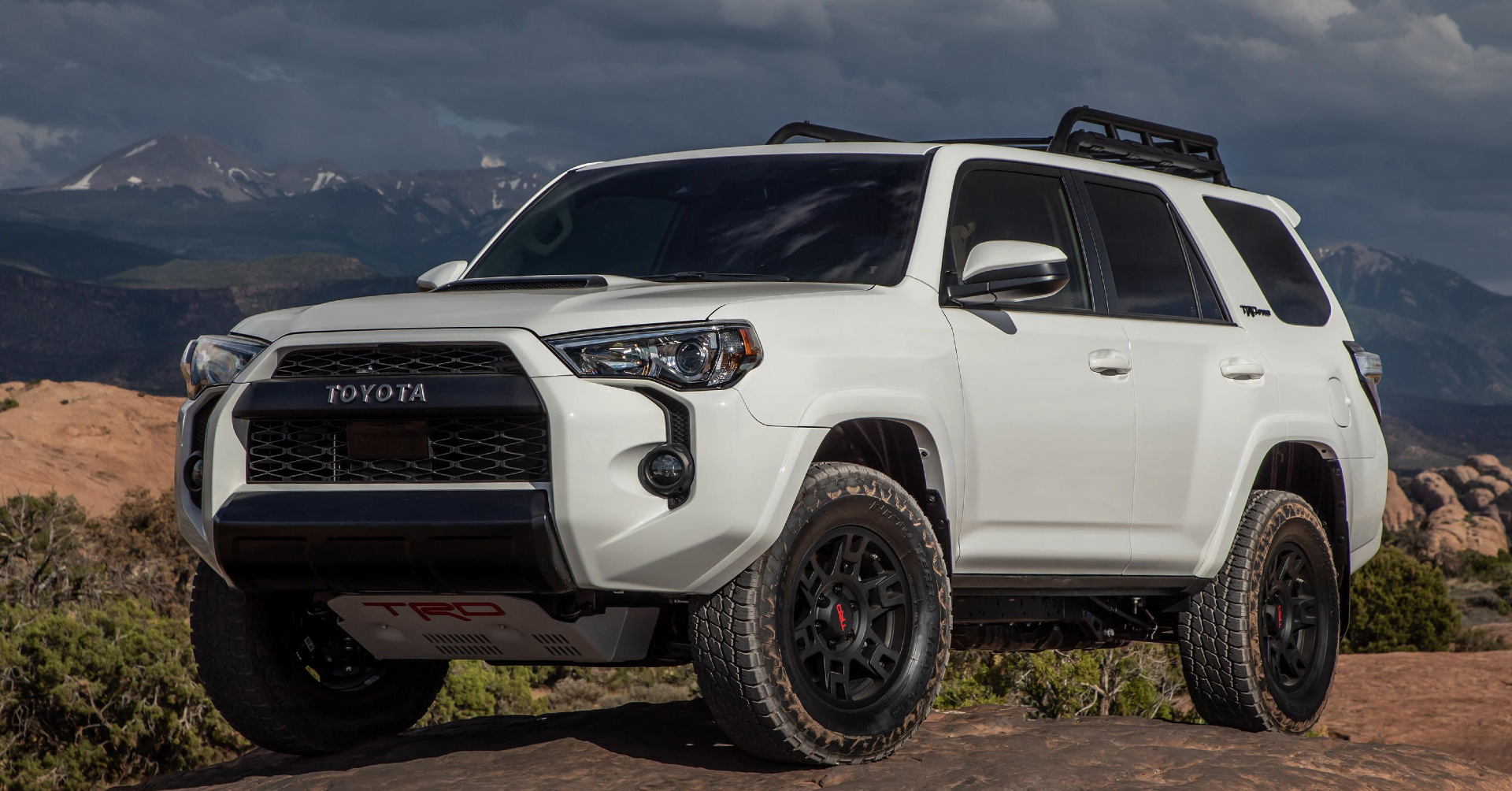 Toyota 4Runner - Advanced Tech in an Older Toyota