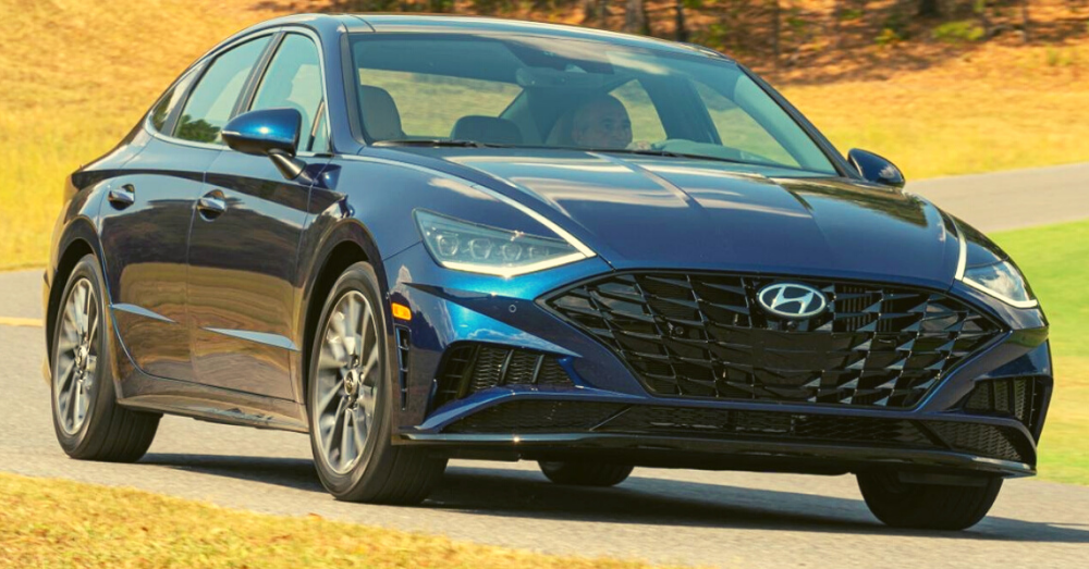 Find the Right Hyundai Sonata Today
