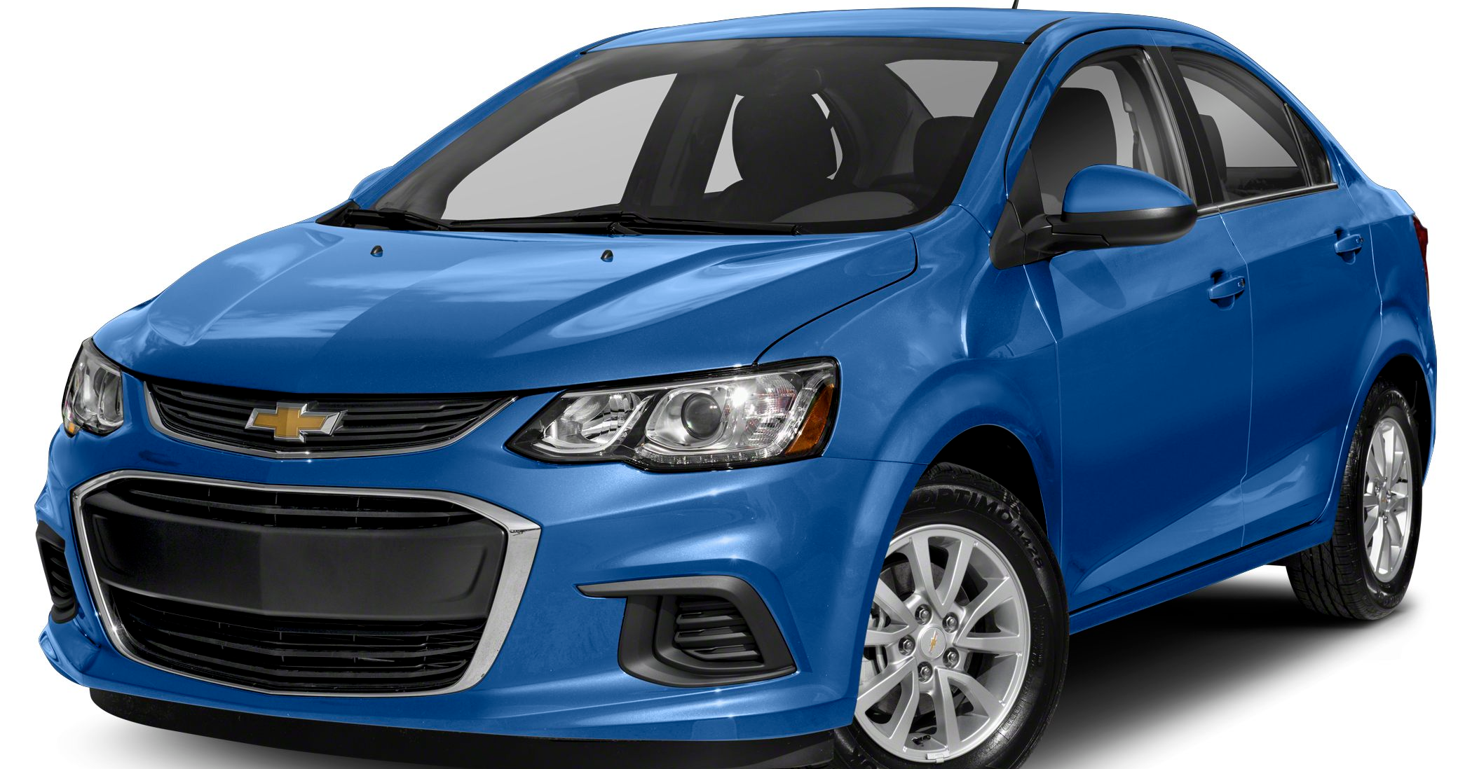 The Chevrolet Sonic Fits Your Drive