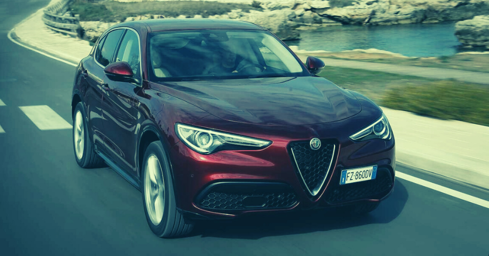 Alfa Romeo Shows Up with Something New
