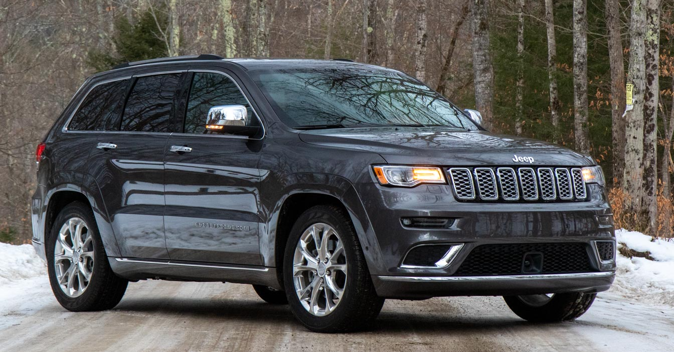 Jeep Grand Cherokee - Driving the Award Winner from Jeep
