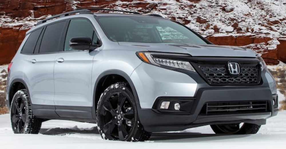 2021 Honda Passport: Five Seats of Off-Roading Fun