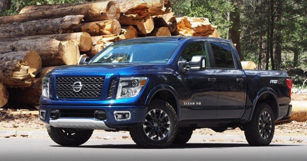 An Improvement to the Nissan Titan