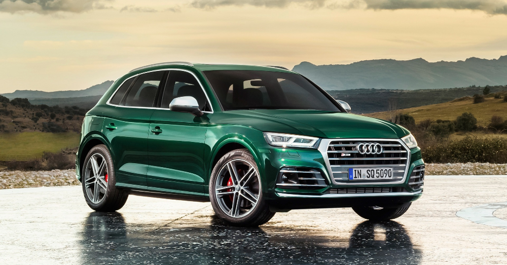 More for the Second Generation in the Audi Q5