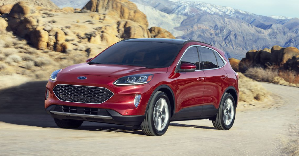 2021 Ford Escape: Enjoy a Few Upgrades to this SUV