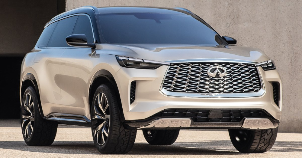 A Smoother Ride is Coming in the INFINITI QX60