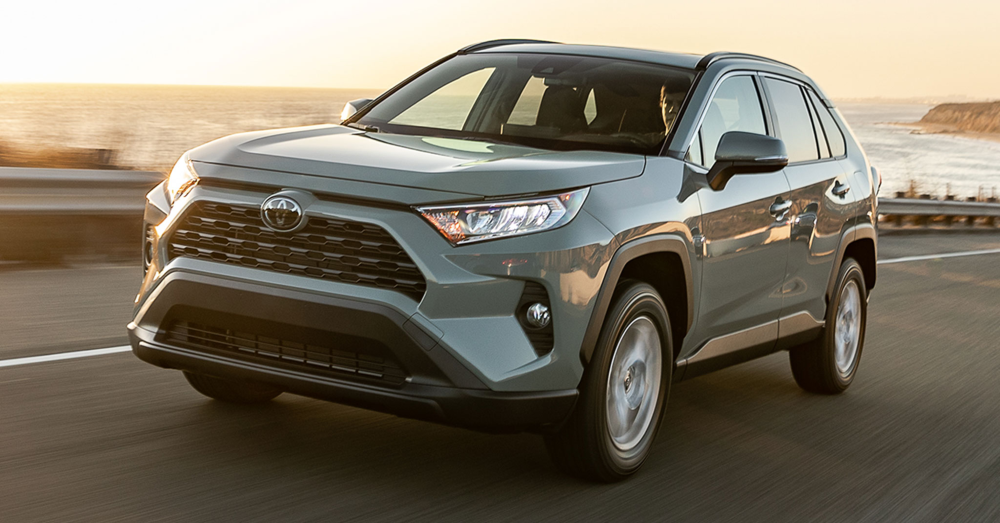 The Toyota RAV4 has a Difference for You