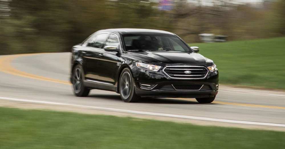 The Ford Taurus is Gone Again and Isn't Going to Return