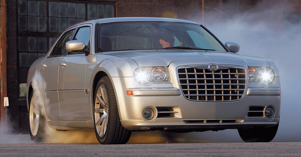 The Luxury Feeling of the Chrysler 300