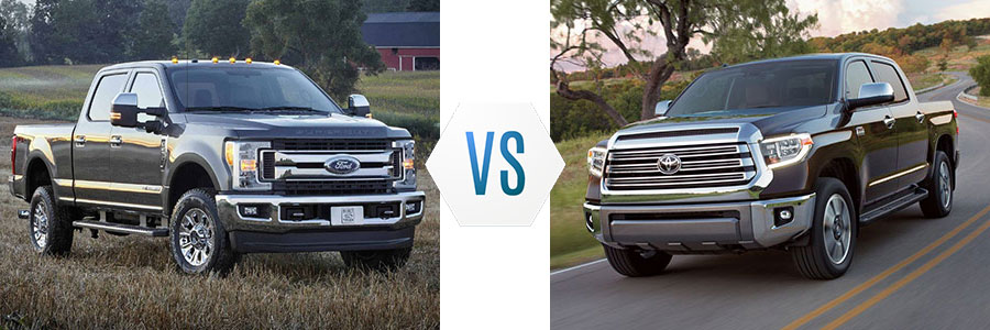 2021 Ford F-250 vs. Toyota Tundra –Which One is Right for You?