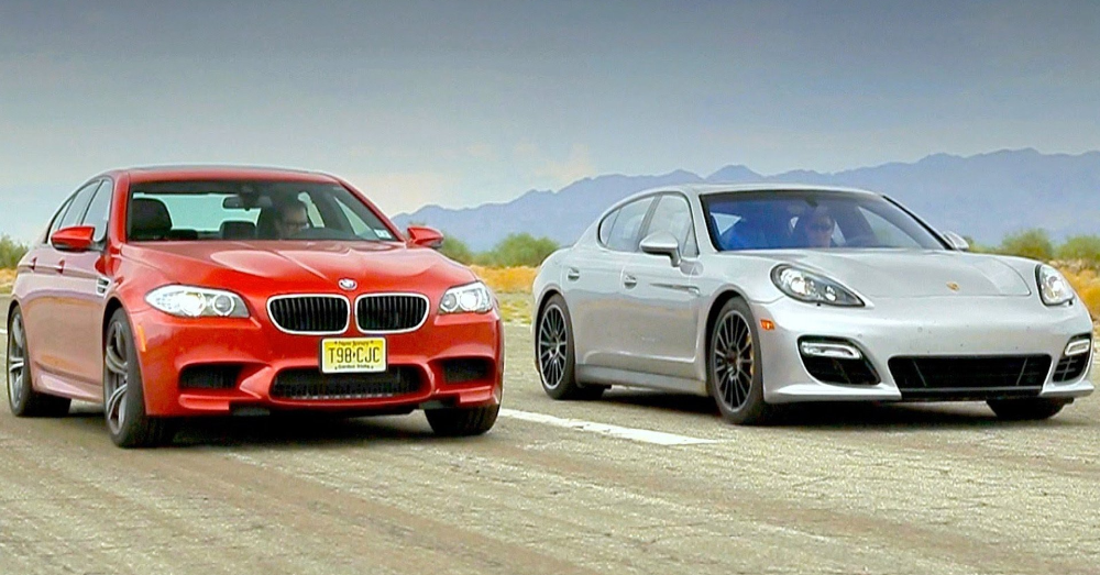 BMW M5 Vs Porsche Panamera –Serious Performance Comparison