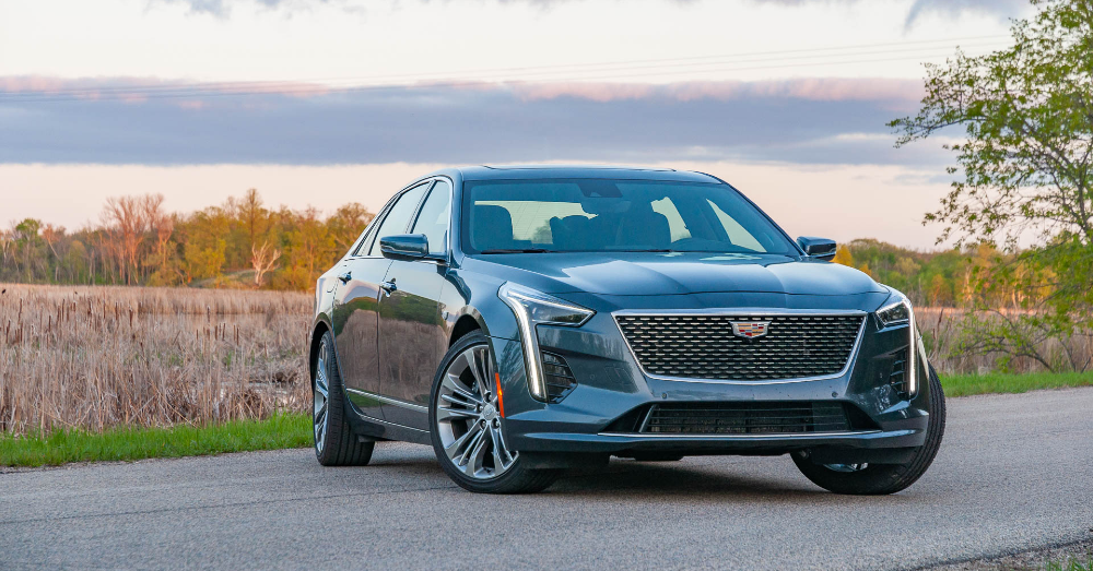 Cadillac CT6 - The Look and Style will Capture You