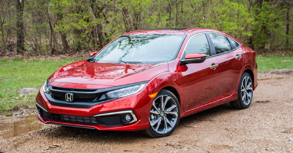 Driving Can be Fun in the Honda Civic