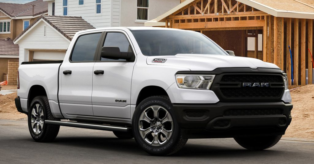 Let the Ram 1500 Tradesman be the Truck You Love to Drive