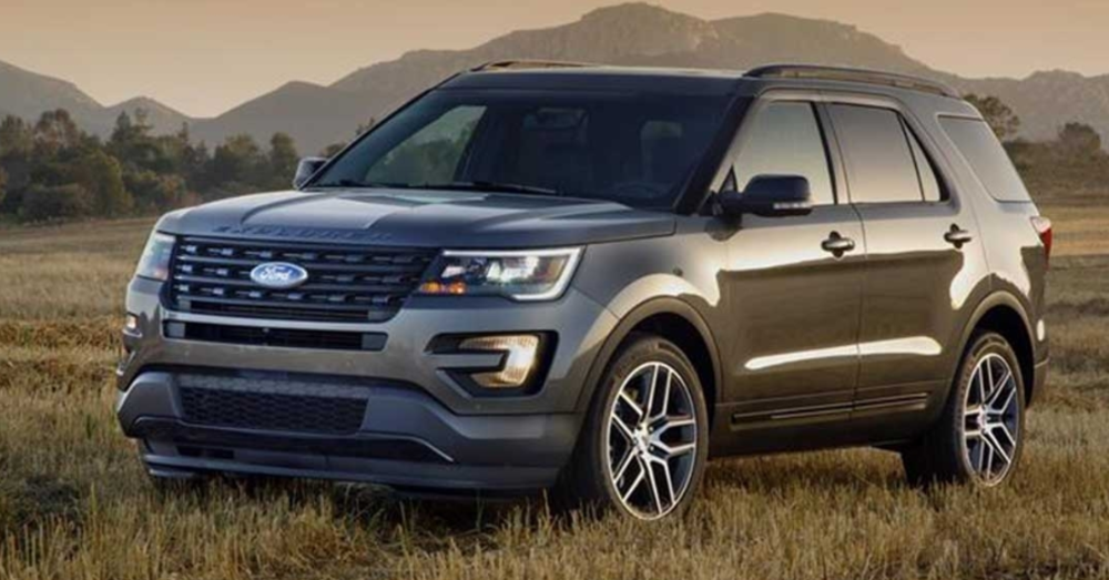 The New Ford Explorer Timberline Takes You to the Trails