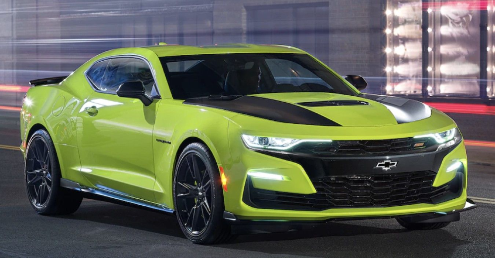 Chevrolet Camaro - How To Take Care of A Sportscar