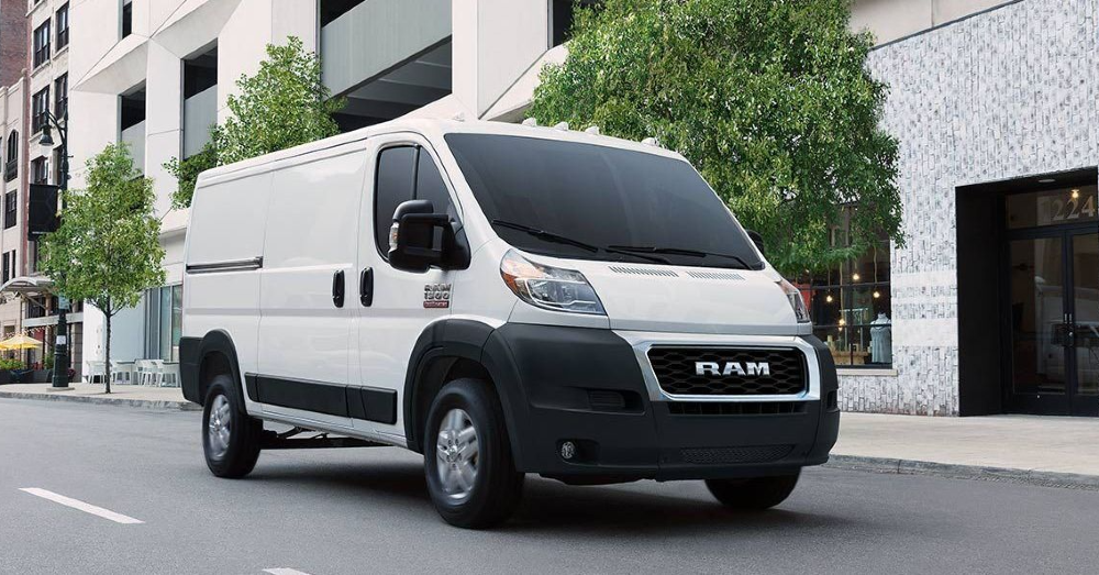 Use the Ram ProMaster When You Need to Get Things Done