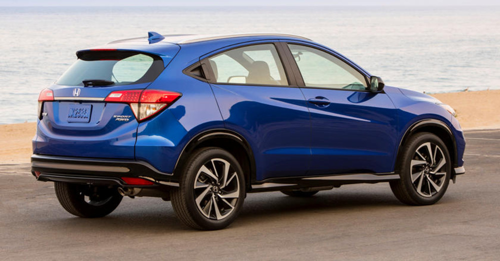 What Does HR-V Stand for on Honda?