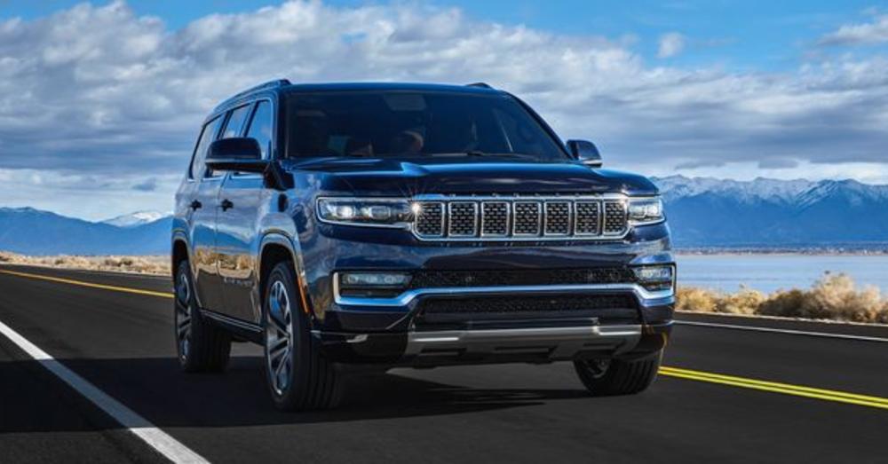 2022 Jeep Grand Wagoneer: A Legendary Name Returns
