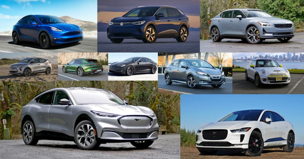 The Most Affordable and Amazing Electric SUVs On The Market