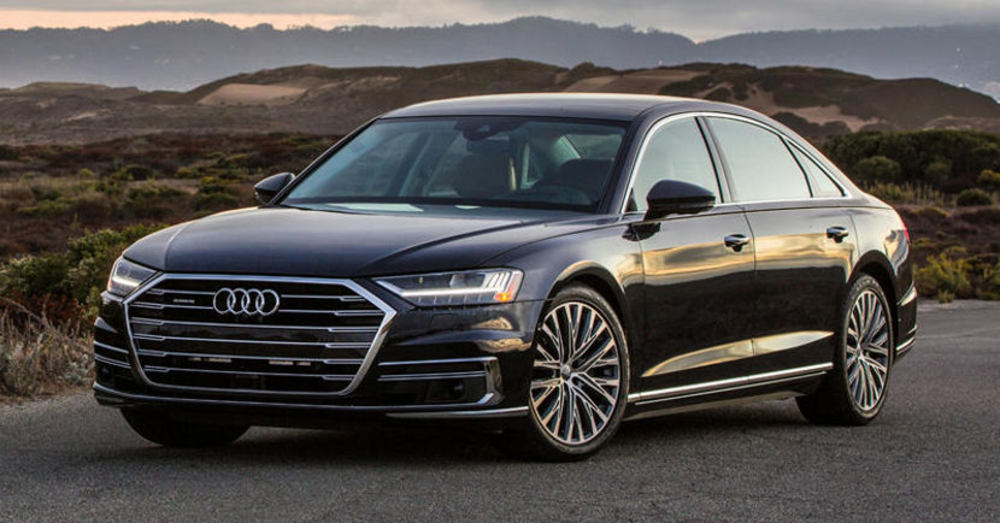 Reach the Pinnacle with the Audi A8