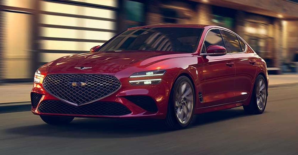 2022 Genesis G70: A Fantastic Sedan Improved